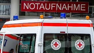 """""""Bespuckt, geschlagen, gebissen"""": Attacken auf Ärzte in der Notaufnahme nehmen zu"""