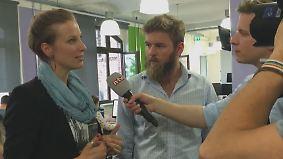 Startup News: Humly-Gründer über ihre App gegen psychische Erkrankungen