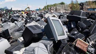 Trotz gesetzlicher Vorschrift: Viele Händler stellen sich bei Rücknahme von Elektroschrott quer