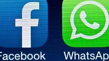 Mit dem Abgleich der Telefonnummer solle unter anderem die relevantere Werbung bei Facebook angezeigt werden. Foto: Patrick Pleul/Archiv