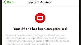 """Software-Update nach Spionage-Angriff: """"Pegasus"""" verschafft sich weitreichenden Zugriff auf iPhones"""