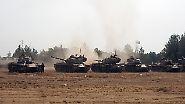 Tote und verletzte nach Anschlag in Türkei: Türkische Armee bombardiert Kurden-Stellungen in Nordsyrien