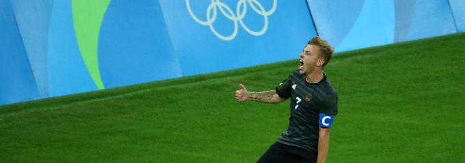 Max Meyer wird das DFB-Team in der WM-Qualifikation verstärken.