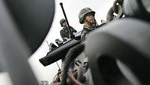 Philippinische Häftlinge befreit: Angreifer mit IS-Flaggen stürmen Gefängnis