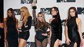 """Die Girlgroup Fifth Harmony sahnte mit """"All in My Head"""" den Preis für den besten Sommer-Song ab."""