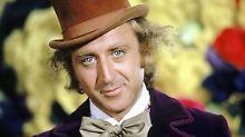 """Gene Wilder in seiner bekanntesten Rolle in """"Willy Wonka und die Schokoladenfabrik""""."""