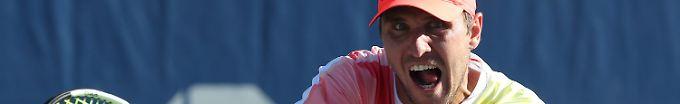 Der Sport-Tag: 06:55 Mischa Zverev überrascht bei US-Open
