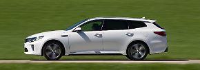 Die Sportswagon genannte Alternative zur bereits erhältlichen Limousine wirkt im Gegensatz zu einigen anderen Import-Kombis tatsächlich wie aus einem Guss.