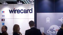 Spitzenreiter im TecDax: Wirecard stürmen auf Sieben-Monats-Hoch