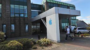 Besonders dreiste Steuervermeidung: Apple soll in Irland rund 13 Milliarden Euro Steuern nachzahlen
