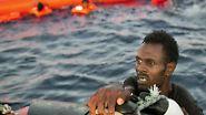 40 Rettungseinsätze an nur einem Tag: Italien rettet rund 6500 Flüchtlinge aus Seenot
