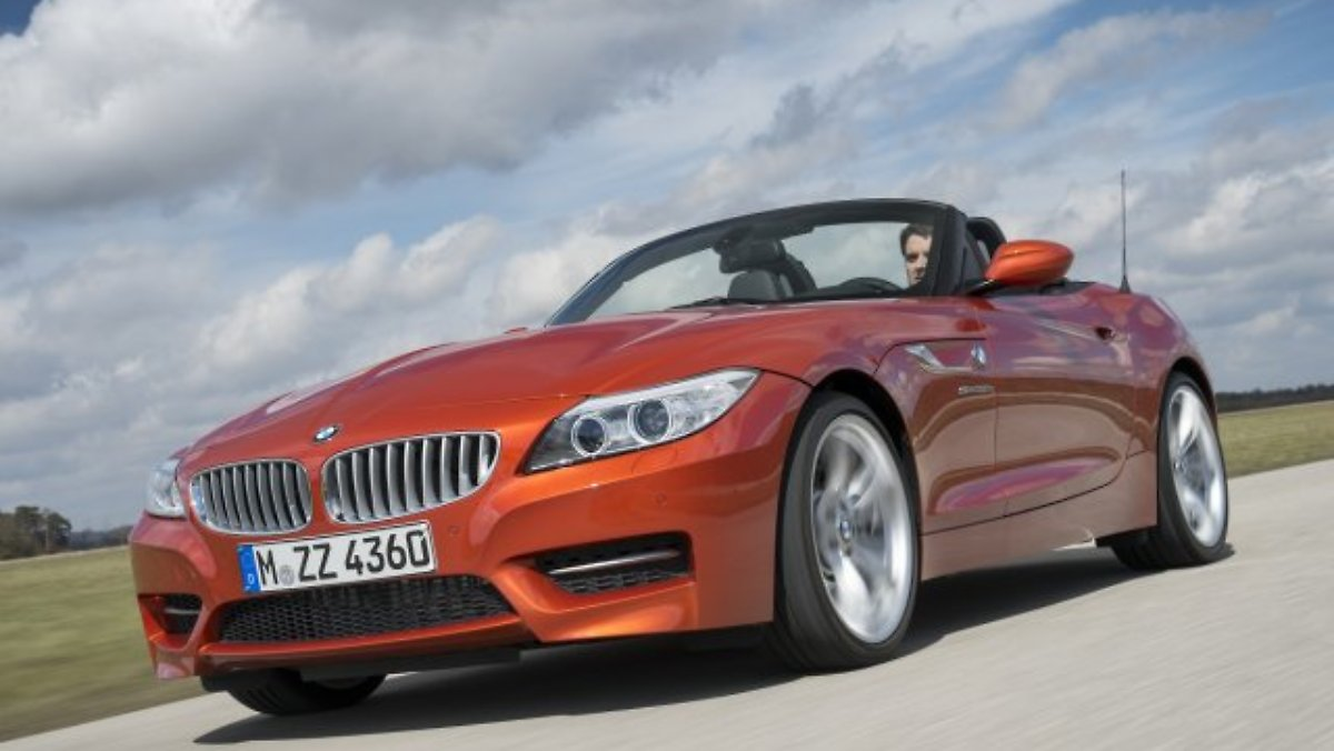 lange roadster pause in m nchen bmw z4 ist geschichte n. Black Bedroom Furniture Sets. Home Design Ideas