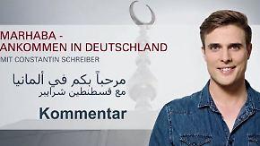 """Arabischer Aufruf an Zuwanderer: """"Lernt unsere Sprache, lernt unsere Kultur!"""""""