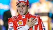 """Formel-1-Pilot ist """"so stolz"""": Minuten-Weltmeister Felipe Massa hört auf"""