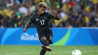 Mit einem Bein schon bei der EM?: U21 überzeugt gegen Finnland