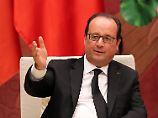 Umfrage zur Präsidentenwahl: Hollande kommt nicht in die Stichwahl