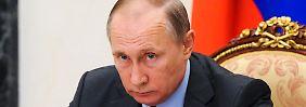 Wladimir Putin kann wohl weiter durchregieren.