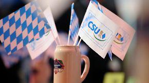 """""""Wenn Verstand in die Lederhose rutscht"""": SPD: CSU soll Bundesregierung verlassen"""