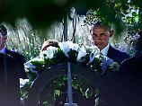 """""""Vielfalt ist keine Schwäche"""": Obama ehrt Opfer des 11. September"""