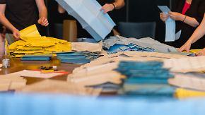 AfD weiter auf dem Vormarsch: CDU wird stärkste Kraft bei Kommunalwahl in Niedersachsen
