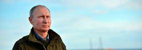 """""""Putin - der neue Zar"""": Der gekränkte Zyniker im Kreml"""