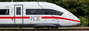 Fahrradausflüge mit 250 Sachen: Bahn präsentiert neuen ICE 4