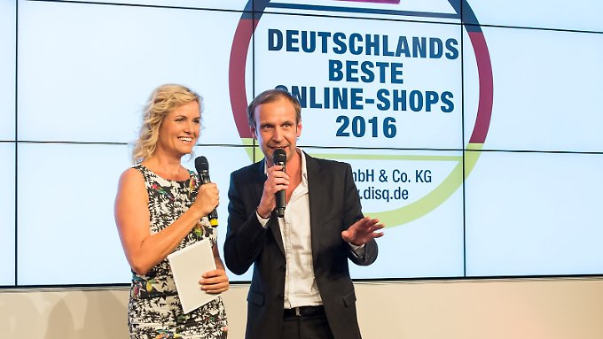 Deutschlands Beste Online-Shops 2016: Hier shoppt der Kunde gerne