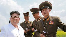Raketen, Atomwaffen, Nordkorea: Kim Jong Un testet Donald Trump