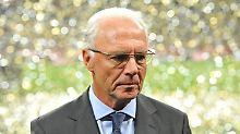 Aussagen eindeutig widerlegt: Staatsanwaltschaft glaubt Beckenbauer nicht