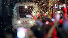 2,4 Milliarden vom Bund: Deutsche Bahn bekommt Finanzspritze