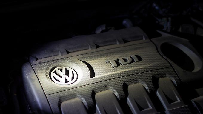 Volkswagen muss allein in Deutschland 2,4 Millionen Fahrzeuge umrüsten.