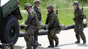 Polizei bei Terrorangriff ausreichend: Innenministerium: Bundeswehreinsatz im Inland nicht notwendig
