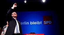 Kommt jetzt Rot-Rot-Grün im Bund?: Berlin ist nur ein Test für den Notfall