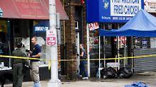 Nach Bombenanschlag in New York: Verdächtiger wegen Mordversuchs angeklagt