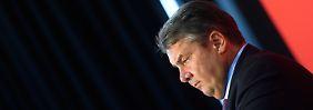 Kanzlerkandidatur von SPD-Chef?: Gabriel hält Urwahl für unnötig