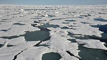 Tauwetter so nördlich wie noch nie: Meereis taut erstmals bis zum Nordpol