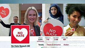 n-tv Netzreporter: Internetgemeinde ergreift Initiative gegen Fremdenhass