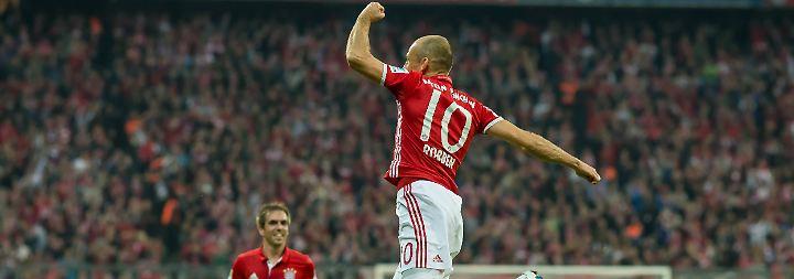 """Die Bundesliga in Wort und Witz: """"Irgendwann flutscht es wieder"""""""