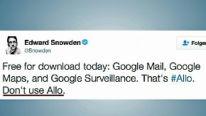 """n-tv Netzreporter: Intelligenter Google-Messenger """"Allo"""" ist nicht ohne"""