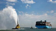 Konzern spaltet sich: Möller-Maersk ändert radikal den Kurs