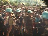 Völkermord von Srebrenica: Blauhelme werden nicht angeklagt