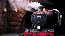 Neunzehn Jahre später: Harry Potter ist alt und hat sich verändert