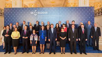 Abkommen mit den USA vor dem Aus?: EU-Handelsminister nehmen TTIP und Ceta nochmal genauer ins Visier