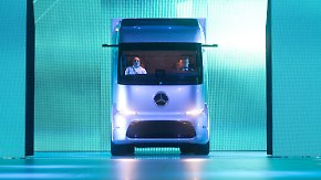 IAA Nutzfahrzeuge 2016: Lastwagen der Zukunft sind rollende Hightech-Riesen