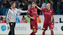 Braunschweig siegt, Fürth nur fast: Bochum trotzt Stuttgart einen Punkt ab
