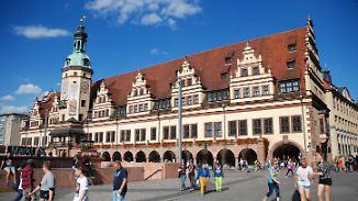 Arbeitsmarkt, Atmosphäre, Menschen: Deutsche Oststädte werden immer beliebter