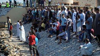 Ähnlich dem Türkei-Deal: Muss die EU bald mit Ägypten über Flüchtlingsabkommen verhandeln?