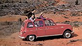Seien es Renault 4 (ab 1961), ...