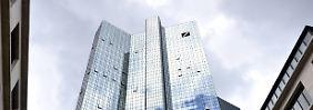 Die Leerverkäufer lecken Blut: Warum die Deutsche-Bank-Aktie abstürzt