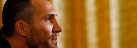 Keine Lust mehr auf Fury: Klitschko fordert die K.o.-Maschine